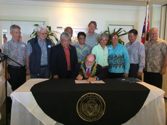 PISCES buill signing and RISE program
