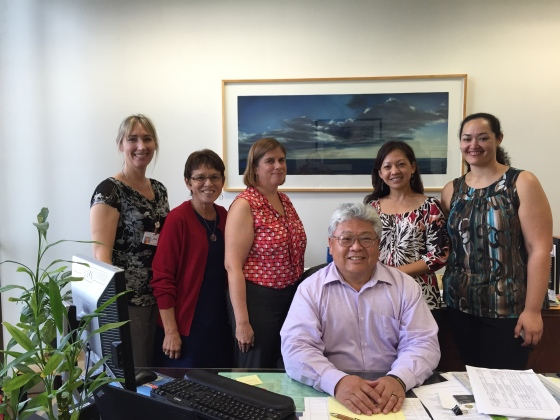 Hawaii Health Systems Primary Physician's Rural Residency Program with Rep. Onishi